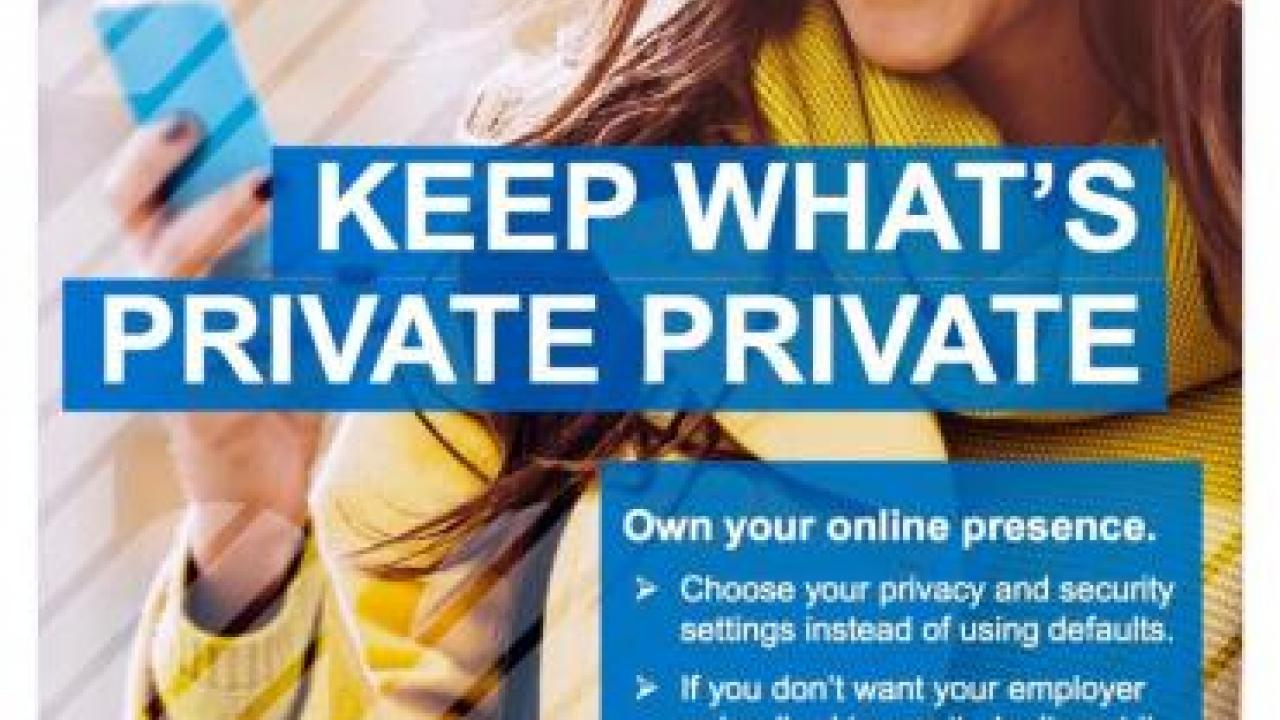Keep Whats Private